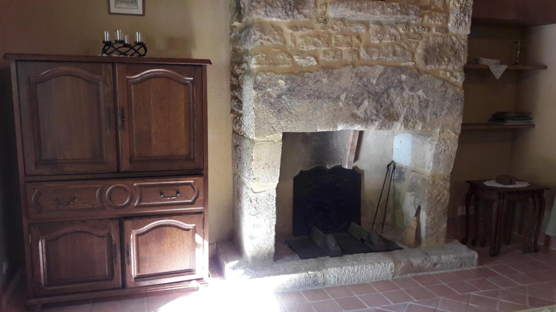 cheminée four à pain